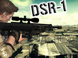 DSR-1 by ChristopherJRedfield