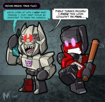 Lil Formers - Movie Megs by MattMoylan