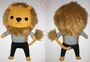 Little Lion Man by 13anana