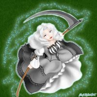 Lady Death by crazed-fangirl
