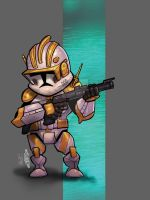 Commander CODY by MARR-PHEOS