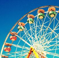 ferris wheel by BeautifulPhotograph