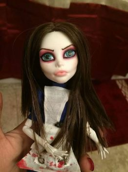 American McGees Alice repaint by tragicbat