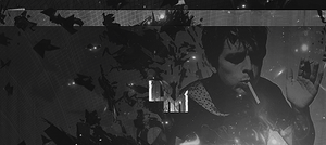 Light It Up Black and White by Cyrux-gfx