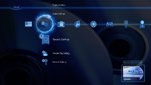Sony Blu HD info PS3 Theme by EffECKTz