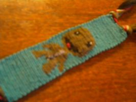 Sackboy Friendship Bracelet by SharpieObsessed