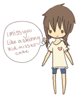 I miss you by Exoe