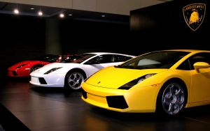 Lamborghini Group by crazySmiley