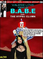 Valerie Love Meets The Hypno Clown by The-Mind-Controller