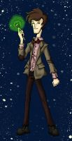 Eleven by Cannibal-Cartoonist
