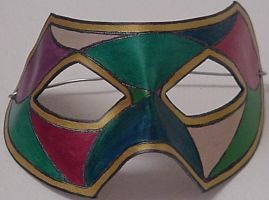 Patchwork Mask by Ranasp