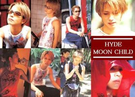HYDE Moon Child Collage by Shuichi-KunLina
