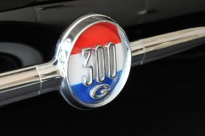 Chrysler 300 Emblem by theCrow65