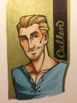 Casual Cullen by ReaperClamp