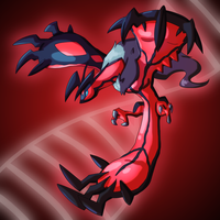 Pokemon Y: Yveltal by MTC-Studios