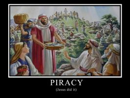 Piracy Back In The Day..... by The-Zen-Warrior