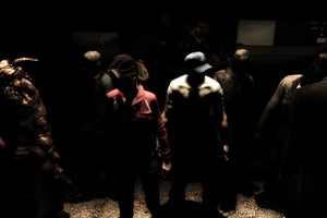 L4D + L4D2 - Horde by SkylineRaces