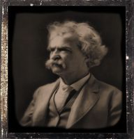 Mark Twain by montag451