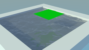 Blender Cycles Realistic Water Test by SupahPOW31