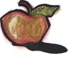 Apple by Ecroy