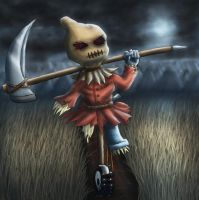 Mr. Scarecrow by Sappel