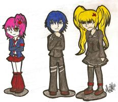 Shugo Chara Request by ajbluesox