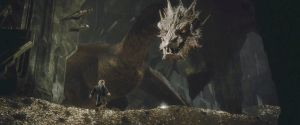 The Hobbit-Smaug 03 by Jd1680a