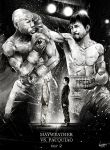 Mayweather vs Pacquiao by thefreshdoodle