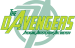 The DAvengers - Banner by FallenAngelGM