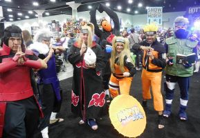Naruto Shippuden Group by R-Legend