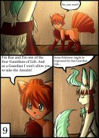 Guardians of Life - Chapter 1 - Page 9 by xChelster1