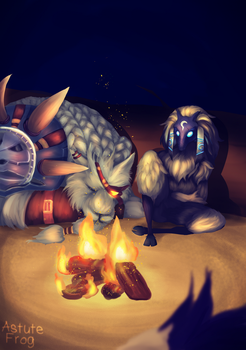 After a long hunt by AstuteFrog