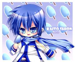 contest prize : kaito by sonnyaws