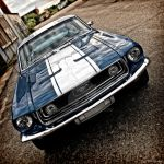 '68 Fastback - HDR by Ollidoro