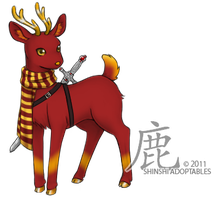 AngelHinata1 : Godric by ShinshiAdoptables
