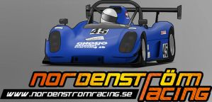 Nordenstrom Racing Logotype by tommyes