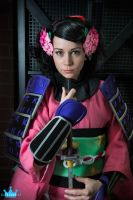 Momohime by elitecosplay