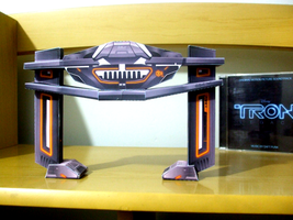 Recognizer - TRON Legacy - Papercraft by Gust-TRON