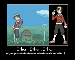 Pokemon: Ethan, Ethan, Ethan by AdventureWriter28