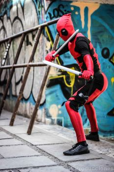 Dead Pool by SKProducciones
