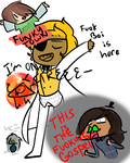 Meanwhile in Chao's join me by Chaotic-Senpai