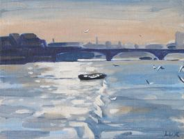 The Themes, West of Battersea by shawnrl61