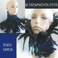 'Black Dahlia' Tickler by DreamWoven