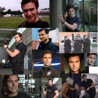 Captain Becker collage by IcejCat