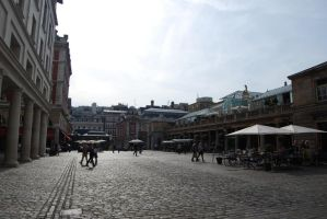 Covent Garden by Puckmonkey
