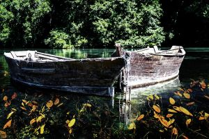 old boats by BobRock99