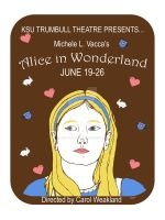 Alice in Wonderland by AllysonArtwork