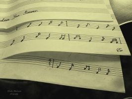 Sheet Music. by drinksoul