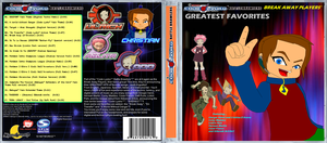 CodeLyoko Greatest Hits CD by SuperDigiFlow