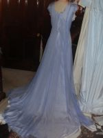 1930's gown-back by Valentine-Borgia